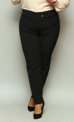 Spodnie eleganckie klasyczne rurki ANNA czarne