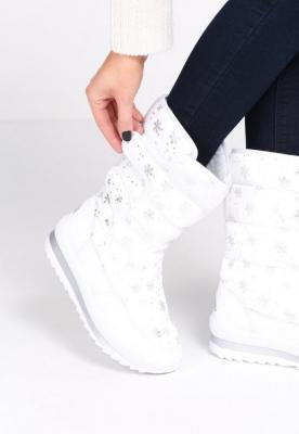 Białe Śniegowce Arrangement