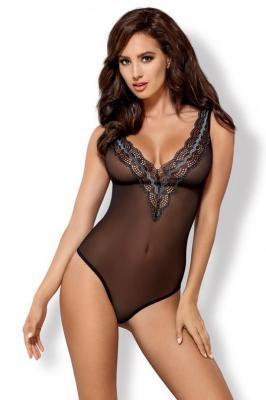 Obsessive 869-TED-1 Body sexy - czarny