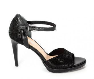 Sandały Eksbut 37-4602-H15/155-1G Czarny - Zdjęcie 1