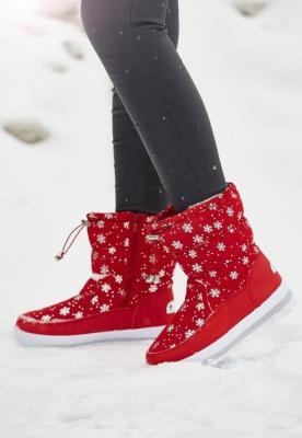 Czerwone Śniegowce Unpublished