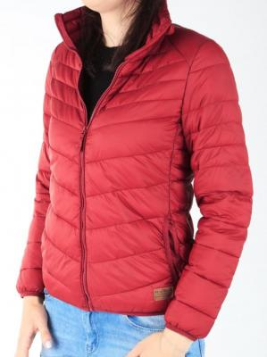 Kurtka Lee Light Puffer Bright Burgundy L58PSZPR