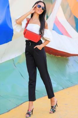 Spodnie ELANITA BLACK