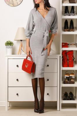 Sukienka ASUSA GREY