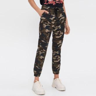 House - Spodnie typu jogger - Wielobarwny