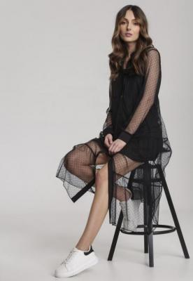 Czarna Sukienka Superkik
