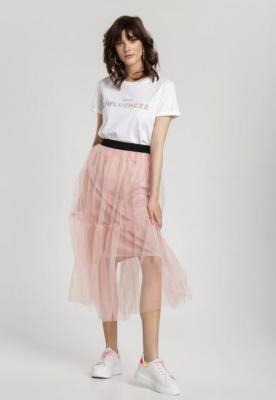 Różowa Spódnica Stan Warm