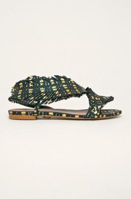 Baldowski - Sandały skórzane