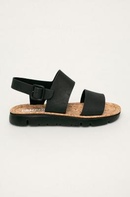 Camper - Sandały skórzane Oruga