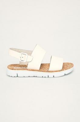 Camper - Sandały skórzane Oruga Sandal