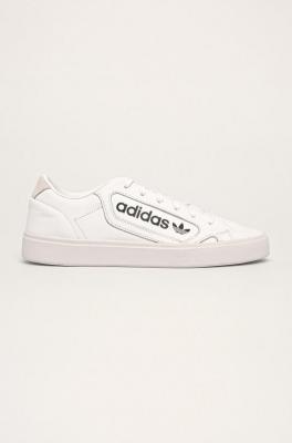 adidas Originals - Buty skórzane Sleek W