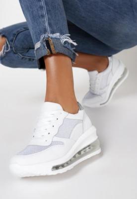Białe Sneakersy Limorei