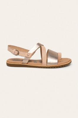 Sorel - Sandały skórzane Ella Criss Cross