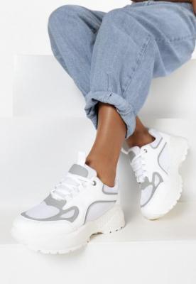Białe Sneakersy Wildcall