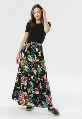 Czarna Spódnica Maririen