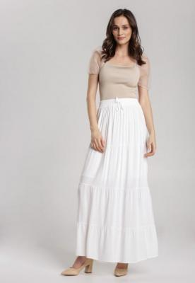 Biała Spódnica Kainne