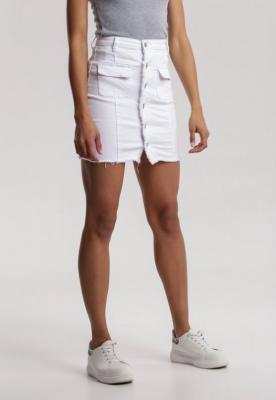 Biała Spódnica Brinia