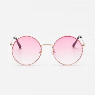 House - Okulary przeciwsłoneczne okrągłe - Biały