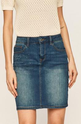 Morgan - Spódnica jeansowa