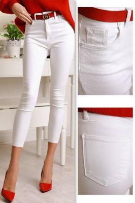 Damskie jeansy ALMITA