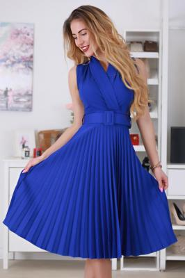 Sukienka VILEMINA BLUE