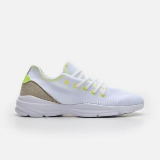 Cropp - Sneakersy ECO AWARE - Biały
