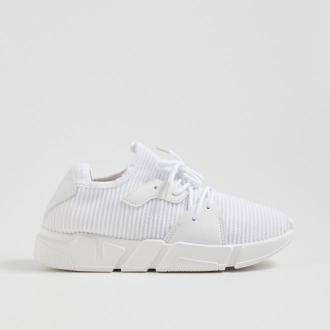 Sinsay - Sportowe buty - Biały