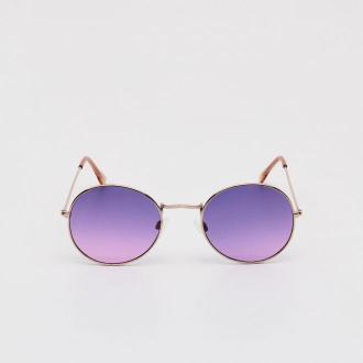 Sinsay - Okulary przeciwsłoneczne - Fioletowy