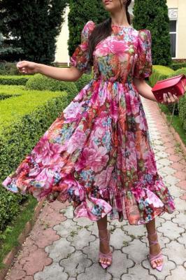Sukienka SANDIMA PINK