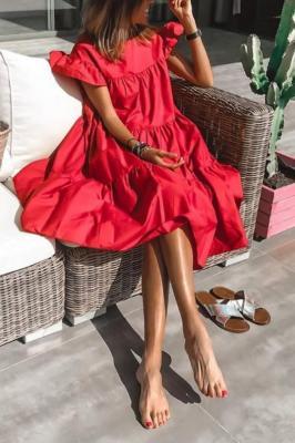 Sukienka LARINZA RED