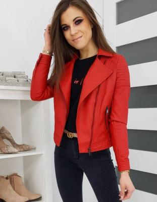 Ramoneska damska LOCATE czerwona TY1226