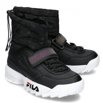 Fila Disruptor Neve Mid - Sneakersy Damskie - 1010750.25Y