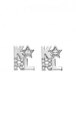 Karl Lagerfeld - Kolczyki