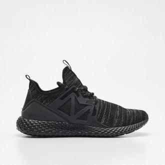 Cropp - Niskie sneakersy Razain - Czarny