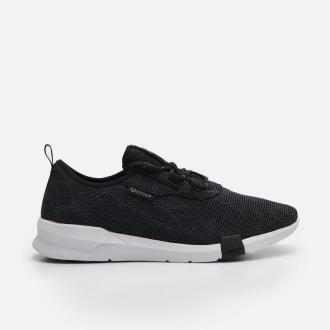 Cropp - Niskie sneakersy Ronin - Czarny