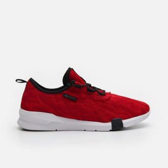 Cropp - Niskie sneakersy Ronin - Czerwony