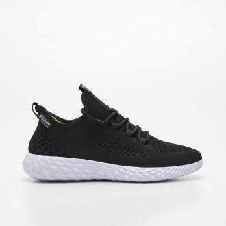 Cropp - Niskie sneakersy Razor - Czarny