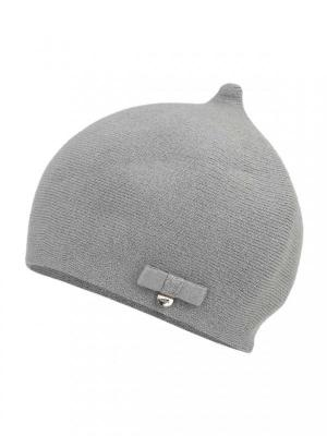 Klasyczna szara czapka w kształcie stożka Potis & Verso