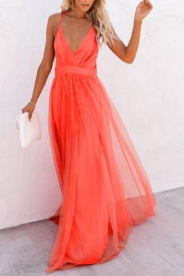 Sukienka OLEARA ORANGE