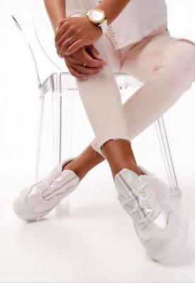 Białe Sneakersy Hyshell