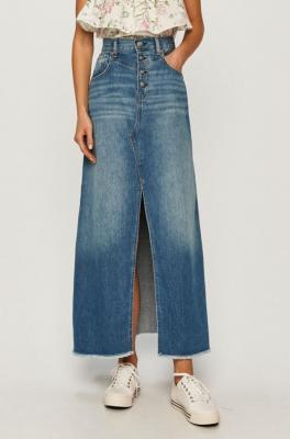 Pepe Jeans - Spódnica jeansowa Mirabelle