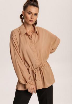 Beżowa Koszula Nessevera
