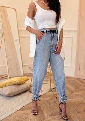Spodnie Chesten - jeans (L)