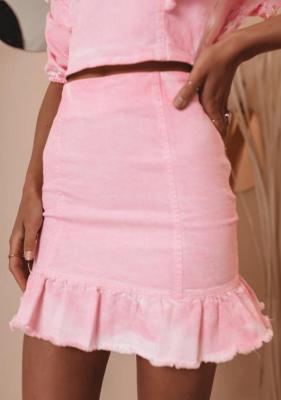 Spódnica Talila - różowa (M/L)