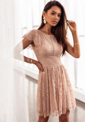 Sukienka Nith - rose (S)