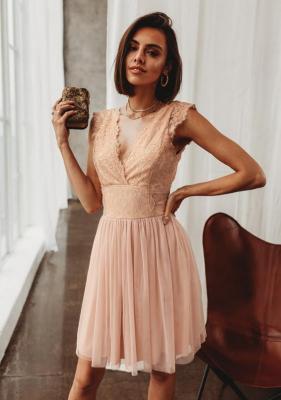 Sukienka Albel - beż (S)