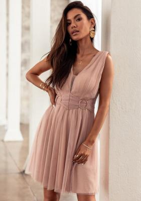 Sukienka Bani - beż (S)