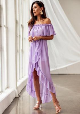 Sukienka Ekiza - lila