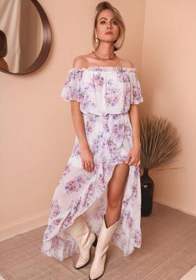 Sukienka Ekiza -  w kwiaty 2
