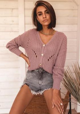 Sweter Haniah - lila